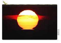 Dark Sunrise Carry-all Pouch