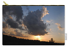Dark Sunset Carry-all Pouch