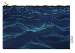 Dark Waves Carry-all Pouch