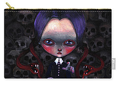 Darkness Halloween Carry-all Pouch