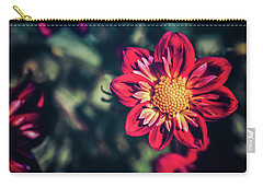Darling Dahlia Carry-all Pouch
