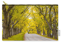 Darling Hill Autumn Carry-all Pouch