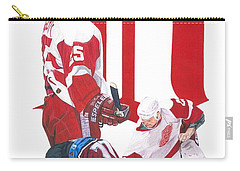 Darren Mccarty Carry-all Pouch