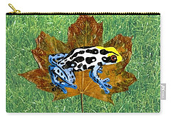 Dart Poison Frog Carry-all Pouch