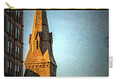 Dartmouth Street In Boston Carry-all Pouch