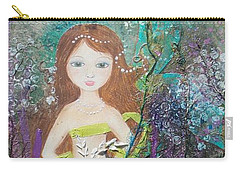 Daughter Of The Sea Carry-all Pouch