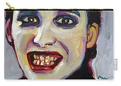 Dave Vanian Of The Damned Carry-all Pouch