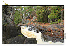 Dave's Falls #7311 Carry-all Pouch by Mark J Seefeldt