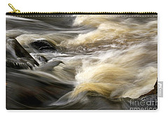Dave's Falls #7431 Carry-all Pouch by Mark J Seefeldt