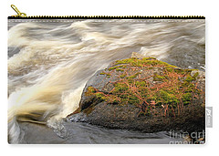 Dave's Falls #7442 Carry-all Pouch by Mark J Seefeldt