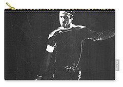 David Beckham Carry-all Pouch by Semih Yurdabak