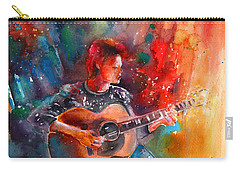 David Bowie In Space Oddity Carry-all Pouch