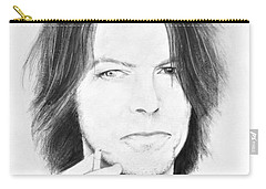David Bowie - No Pressure Carry-all Pouch