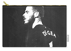 David De Gea Carry-all Pouch by Semih Yurdabak