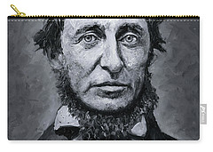 David Henry Thoreau Carry-all Pouch