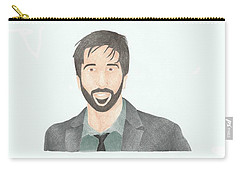 David Schwimmer Carry-all Pouch