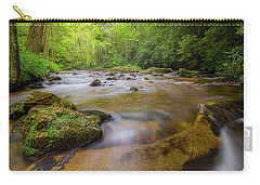 Davidson River In Pisgah National Forest Carry-all Pouch