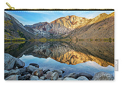 Dawn At Convict Lake Carry-all Pouch
