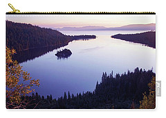 Dawn At Emerald Bay, Lake Tahoe Carry-all Pouch