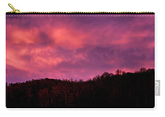 Carry-all Pouch featuring the photograph Dawn At The Dock by Thomas R Fletcher