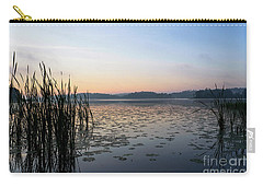 Dawn At The Lake Enajarvi Carry-all Pouch