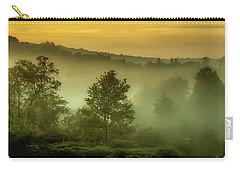 Carry-all Pouch featuring the photograph Dawn At Wildlife Management Area by Thomas R Fletcher