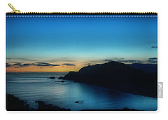 Dawn Blue In Mediterranean Island Of Minorca By Pedro Cardona Carry-all Pouch