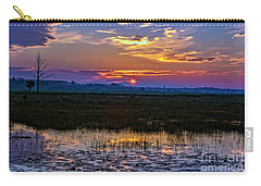 Dawn Breaking Over Saint Marks Carry-all Pouch