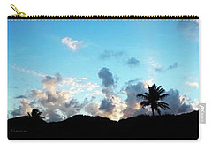 Dawn Of A New Day Treasure Coast Florida Seascape Sunrise 765 Carry-all Pouch