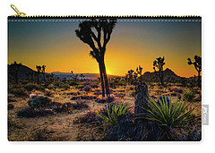 Dawn Of The Morning Carry-all Pouch