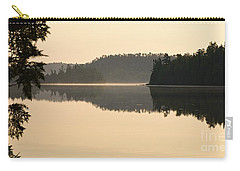 Dawn On Ottertrack Lake Carry-all Pouch