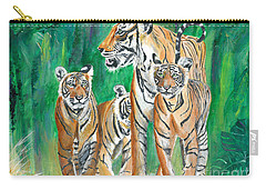Dawn Patrol- Painting  Carry-all Pouch