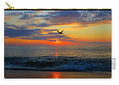 Dawning Flight Carry-all Pouch by Dianne Cowen