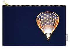 Carry-all Pouch featuring the photograph Dawns Early Light by AJ Schibig