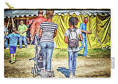 Day At The Fair Carry-all Pouch