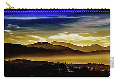 Day Break 2a1 Carry-all Pouch by Joseph Hollingsworth