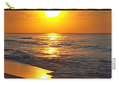 Day Is Done Carry-all Pouch by Pamela Clements