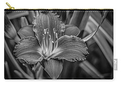 Day Lilly Carry-all Pouch by Ray Congrove
