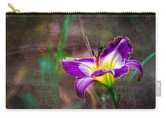 Day Of The Lily Carry-all Pouch