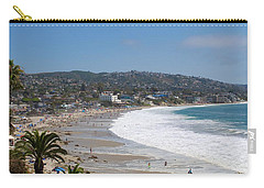 Day On The Beach Carry-all Pouch