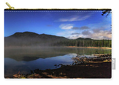 Carry-all Pouch featuring the photograph Daybreak At Sparks Lake by Cat Connor