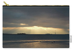 Daybreak Charleston Carry-all Pouch by Ed Waldrop