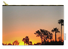 Carry-all Pouch featuring the photograph Daybreak by Kim Nelson