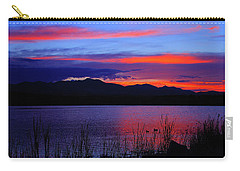 Daybreak Sunset Carry-all Pouch