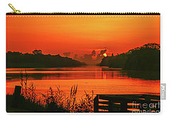 Daybreak Carry-all Pouch by Tom Claud