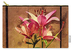 Dayliliys In  Guilford , Conn Carry-all Pouch