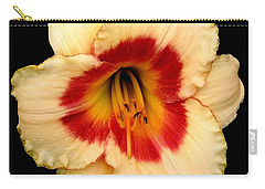 Daylily 3 Carry-all Pouch by Rose Santuci-Sofranko