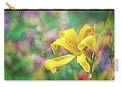 Daylily Fresco Carry-all Pouch