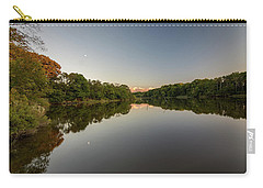 Day's End On The Creek Carry-all Pouch
