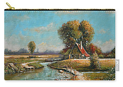 Days Gone By Carry-all Pouch